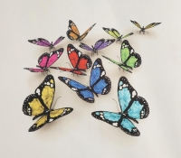Butterflies 3D (new)