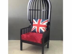 Union Jack трон
